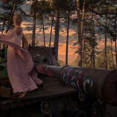 Танец на поверженом танке
