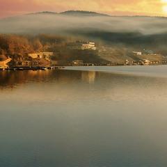 Восход в Айфелях