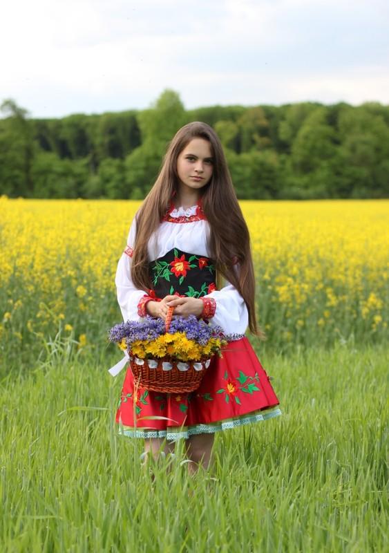 Фото українських дівчат голих