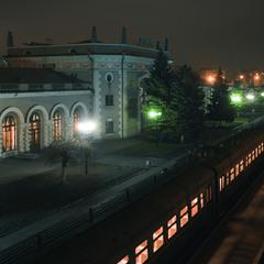 Залізничний вокзал Рівне
