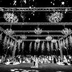 Wedding from a dream