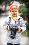 Мій юний фотограф