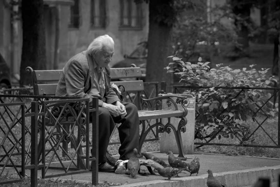одиночество старость картинки джинсы простой
