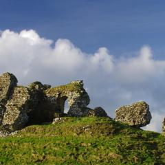 Руїни замку Клонмакноіз
