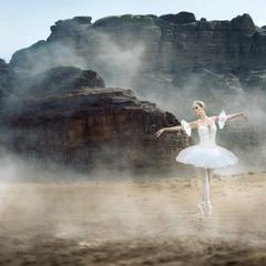 Desert Dance.