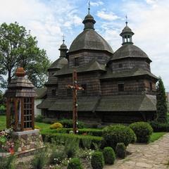 Жовква, Церква Святої Трійці (1720 р.)
