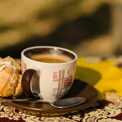 Осенний espresso