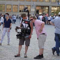 Человек-фотограф