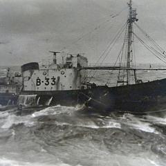 Китобойное судно В-33