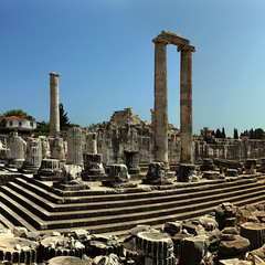 Дидим.Храм Аполлона
