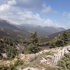 В горах Турции