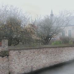 Туманный Брюгге...