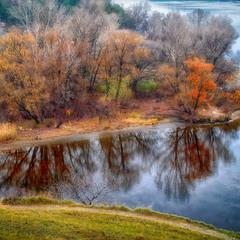 Осенний клев