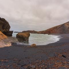 Вулканическое побережье