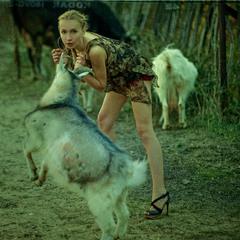 про активную животину или все мужики козлы