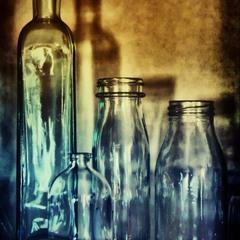 А просто бутылочки