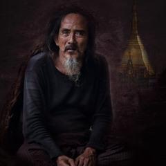 Где то в Янгоне...
