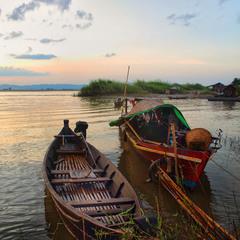 Иравади просыпается