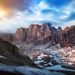 На Альпийском плато