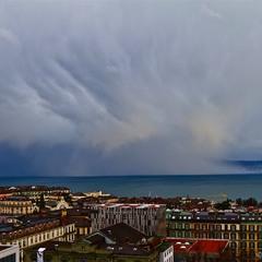 Город, где рождаются облака