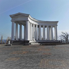 Odessa, April