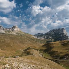 Вершины Дурмитора