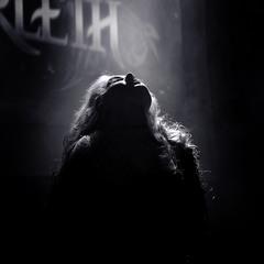 Черно-белая нота Ля...