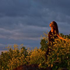 Богиня сонця