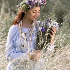 Ніжність запаху трав