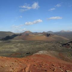 Лансероте - остров 300 вулканов...