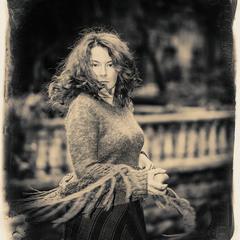 портрет Татьяны  Юриковой