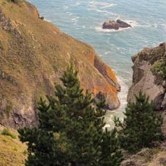 California, USA, coastline