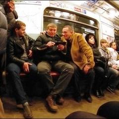 Однажды в метро...