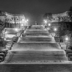 Потемкинская Лестница ... Метет