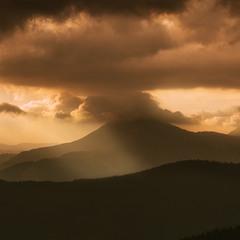 Карпатський світанок