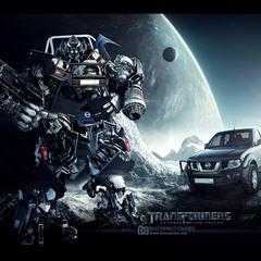 Nissan Navara - Transformers 4