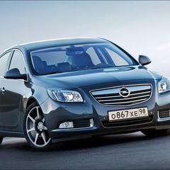 Opel Insignia gc-07c prodrive