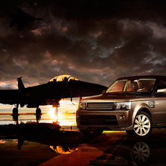 Range Rover Sport Bronze edition & air fighter