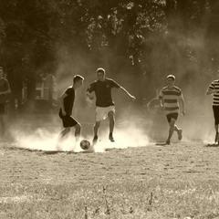 Футбол моего детства