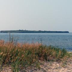 Остров Березань.