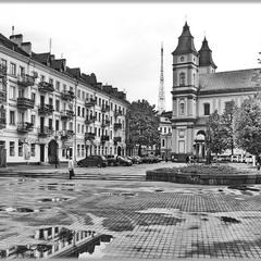 Вечір на Старій площі
