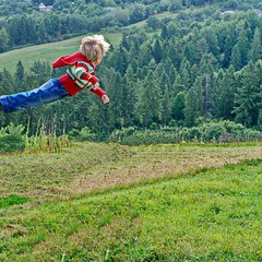 Хлопчик, який любив літати