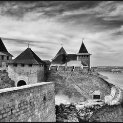 На підступах до фортеці