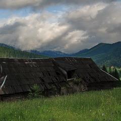 Забытая в горах