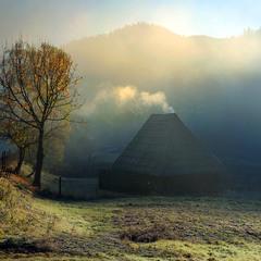 Ранковий димок