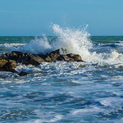 Просто море...