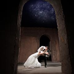 свадьба в стиле танго