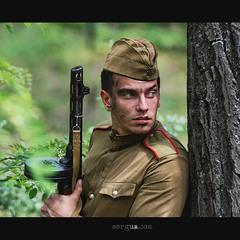 История одного солдата