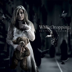 while dropping