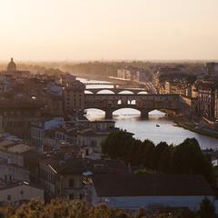 Firenze sunset
